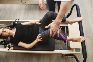 Pregnancy Pilates near Carnegie